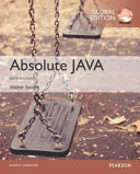 Cover of Absolute JavaTM
