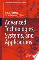 Advanced Technologies  Systems  and Applications