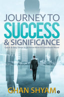 Journey to Success   Significance