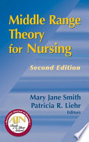 """""""Middle Range Theory for Nursing, Second Edition"""" by Mary Jane Smith, PhD, RN, Patricia R. Liehr, PhD, ARNP"""