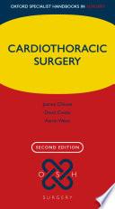Cardiothoracic Surgery Book