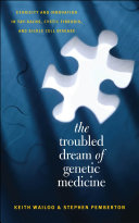 The Troubled Dream of Genetic Medicine Pdf/ePub eBook