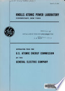 Metallurgy for Nuclear Reactors