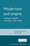 Pdf Modernism and Empire