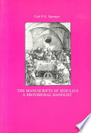 The Manuscripts of Sedulius