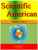 Scientific American Magazine Volume 2  No  1