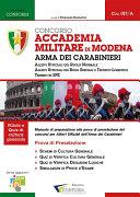 Pdf 017A | Concorso Accademia Militare di Modena Arma dei Carabinieri (Prova di Preselezione)