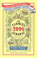 The Old Farmer s Almanac 2004 Book