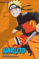 Naruto  3 in 1 Edition   Vol  11