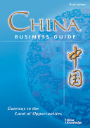 China Business Guide Book