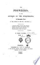 The Pioneers Or The Sources Of The Susquehanna A Descriptive Tale By The Author Of The Spy The Pilot Etc In Three Volumes Vol 1 3
