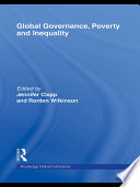 Global Governance  Poverty and Inequality