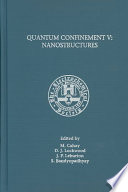 Proceedings of the Fifth International Symposium on Quantum Confinement, Nanostructures