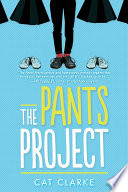 The Pants Project Cat Clarke Cover
