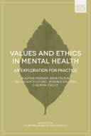 Values and Ethics in Mental Health