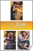 Harlequin Desire June 2020 Box Set 1 Of 2