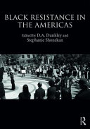 link to Black resistance in the Americas in the TCC library catalog
