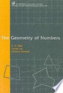Cover of The Geometry of Numbers