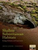 Shallow Subterranean Habitats [Pdf/ePub] eBook