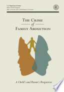 Crime Of Family Abduction
