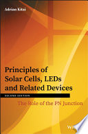 Principles of Solar Cells  LEDs and Related Devices