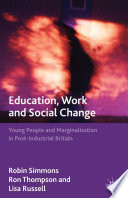 Education Work And Social Change