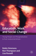 Education, Work and Social Change