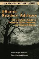Pdf The Horror Readers' Advisory
