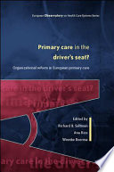 Ebook Primary Care In The Driver S Seat