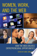 Women  Work  and the Web Book