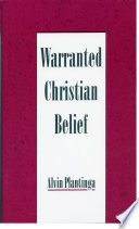 Warranted Christian Belief Book PDF
