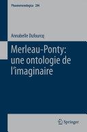 Pdf Merleau-Ponty: une ontologie de l'imaginaire Telecharger