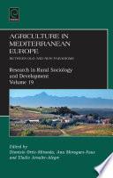 Agriculture in Mediterranean Europe