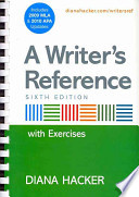 A Writer's Reference With Exercises / Research Pack / Research and Documentation in the Electronic Age / Working With Sources  : Includes 2009 Mla & 2010 Apa Updates