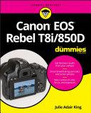 Canon EOS Rebel T8i/850D For Dummies Pdf/ePub eBook