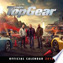 Top Gear Official 2018 Calendar - Square Wall Format