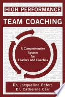 High Performance Team Coaching