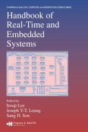 Handbook of Real Time and Embedded Systems