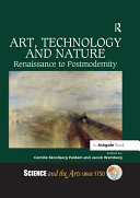 """""""Art, Technology and Nature """""""