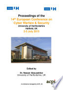 ECCWS2015-Proceedings of the 14th European Conference on Cyber Warfare and Security 2015