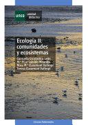 ECOLOGÍA II: COMUNIDADES Y ECOSISTEMAS