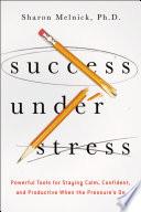 Success Under Stress Book