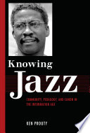 Knowing Jazz Book