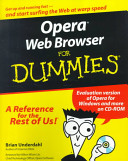 Opera Web Browser For Dummies