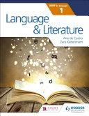 Books - Language And Literature For Ib Myp 1 | ISBN 9781471880735