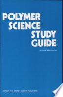 Polymer Science Study Guide