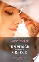 His Shock Marriage In Greece Mills Boon Modern Passion In Paradise Book 3