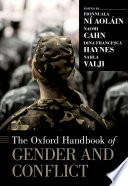 The Oxford Handbook Of Gender And Conflict