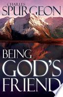 Being God S Friend