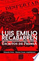Luis Emilio Recabarren  : Escritos de prensa